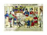 The Death of Napoleon the Great, 5 May 1821, 1825