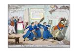 A Peep into the Blue Coat School!!!!!!!!!, 1815