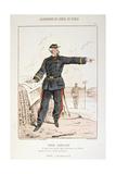 Genie Auxiliaire, Siege of Paris, Franco-Prussian War, 1870-1871