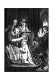 The Coronation of Henry VI of England, 1422