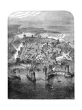 A View of Rhodes, 1480 (1882-188)