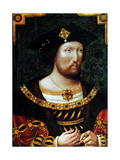 Henry VIII, King of England, C1520