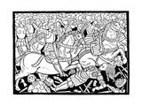 Death of Penthesilea, 1484