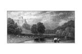 Lambton Castle, County Durham, 19th Century