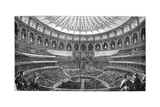 Opening of the Royal Albert Hall, London, 29 March 1871