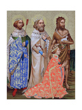 Richard II (1367-140), King of England 1377-1399