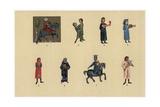 Troubadours, C13th-14th Century