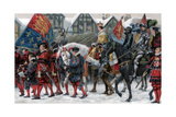 The Coronation of Edward VI, 20 February 1547