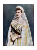 Tsarina Alexandra, Empress Consort of Russia, Late 19th-Early 20th Century