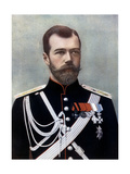 Czar Nicholas II of Russia, Late 19th-Early 20th Century