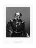 Sir John Franklin, English Sea Captain and Arctic Explorer, 19th Century
