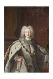 Portrait of Peter II, C1728