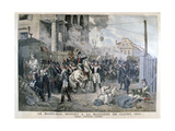 The Gate at Clichy During the Defence of Paris, 30th March 1814