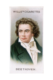 Ludwig Van Beethoven (1770-182), German Composer, 1912