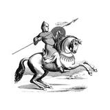 Knight in His Hauberk
