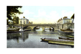 Folly Bridge, Oxford, 20th Century