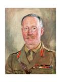 Sir Wp Pulteney, British First World War General