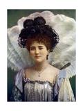 Ethel Matthews, Actress, 1899-1900