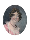 Mrs Coutts, English Actress, 19th Century