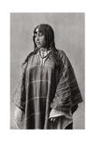 A Bedouin's Wife, Iraq, 1925
