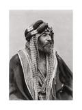 An Arab Sheikh, Iraq, 1925