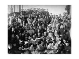 The Company of the First Class Cruiser, HMS Imperieuse, 1896