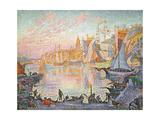 The Port of Saint-Tropez, 1901-1902