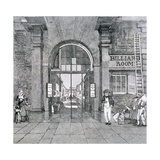 Western Entrance to Exeter Change, Westminster, London, 1829