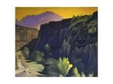 Ajanta Caves, 1938