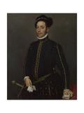 Portrait of a Gentleman (Il Gentile Cavalier), C. 1565