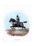 14th Hussars, 1889