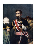 Emperor Meiji of Japan, Late 19th-Early 20th Century