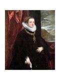 Lady in Black, 1560S