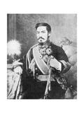 Emperor Mutsuhito, Japanese, C1867