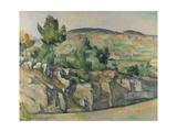 Hillside in Provence, C. 1890