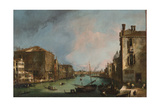 The Grand Canal in Venice, 1723