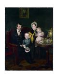 Family Portrait, 1837
