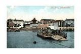 The Ferry at Littlehampton, West Sussex, 1907