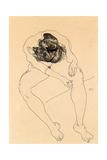 Seated Female Nude, 1912