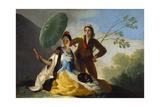 The Parasol, 1777