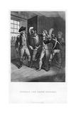 General Lee Taken Prisoner, 1777