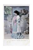 French Postcard, C1900