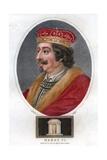Henry VI, 1804