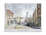 Church Street, Hackney, London, 1835
