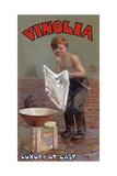 Advert for Vinolia Soap, C1900s