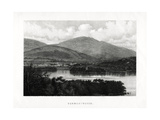 Derwentwater, Lake District, Cumbria, 1896