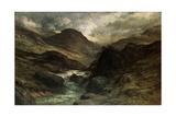 A Canyon, 1878