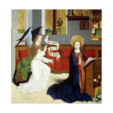 The Annunciation, C1470-C1480
