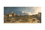 Pra Della Valle in Padua, 1740S