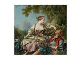 The Wooden Shoes (Les Sabot), 1768